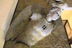 L'en haut relief d'Arkhangel Michael photos libres de droits