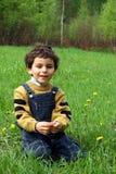 L'enfance. Image libre de droits