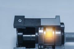 L'engrenage planétaire dans la boîte d'engrenage de transmission images libres de droits