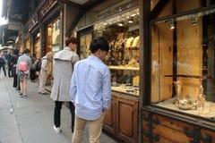 L'ensemble de réalité de Florence de la Chine étaient sont nous allant, papa Photographie stock