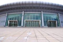 L'entrée de stade Image stock