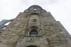 L'entrée des sacrum di San Michele, également connue sous le nom de saint M Photos stock