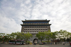 L'entrée principale ZhengYangMen Images stock