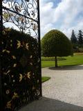 L'entrata ai giardini della sovranità Fotografie Stock