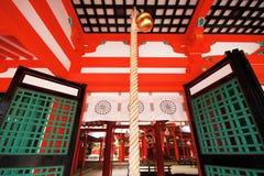 L'entrata del santuario famoso Fotografia Stock Libera da Diritti