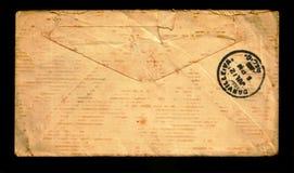 L'enveloppe de courrier. Image stock