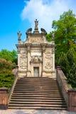 L'eremo in Rastatt Fotografia Stock