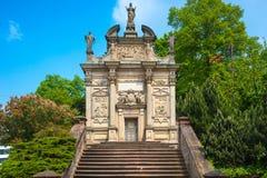 L'eremo in Rastatt Fotografia Stock Libera da Diritti