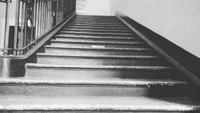 L'escalier photos libres de droits