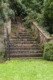 L'escalier image libre de droits
