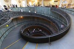 L'escalier de Bramante photos stock