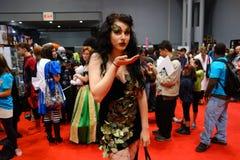 L'escroquerie 2014 comique de New York 9 Photos libres de droits