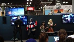 L'escroquerie 2014 comique de New York 143 Photo stock
