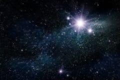 L'espace Image stock