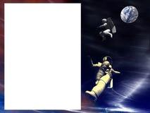 L'espace 29 des USA Images stock