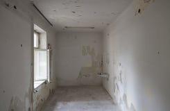 L'espace abandonné Images libres de droits