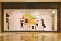 L'espace commercial d'exposition image libre de droits
