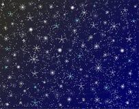 l'espace d'étoiles illustration de vecteur