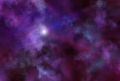 L'espace d'univers Photographie stock libre de droits