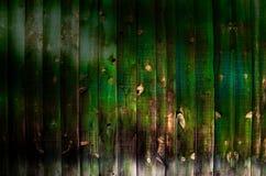 L'espace en bois vert de copie Photographie stock libre de droits