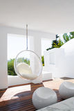 l'espace extérieur moderne Photo stock