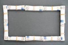 L'espace financier de copie Photographie stock