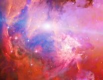 L'espace galactique illustration libre de droits
