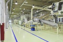 L'espace industriel Image stock