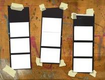 l'espace libre de feuille de copie de contact Images libres de droits