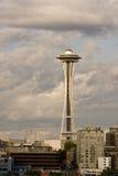 l'espace nuageux de pointeau de jour Photographie stock libre de droits