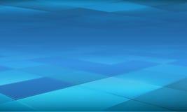 L'espace numérique abstrait avec le rectangle dessus Images stock
