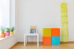 L'espace pour des enfants Photographie stock libre de droits