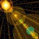 L'espace spectaculaire image libre de droits