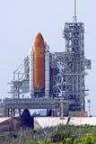 l'espace sts de navette de la NASA de 127 efforts Images libres de droits