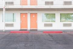 L'espace vide dans un parking Image libre de droits