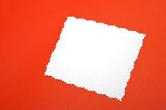 L'espace vide pour des messages Photographie stock
