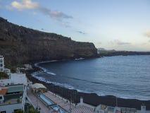 L'Espagne, Îles Canaries, vins d'icod de lod, le 19 décembre 2017, vue Images libres de droits