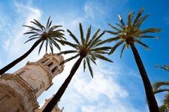 l'Espagne, Andalousie, Cadix Photos libres de droits