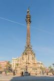 L'Espagne - Barcelone Image libre de droits