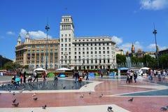 L'Espagne, Barcelone, le 15 mai 2016 image stock
