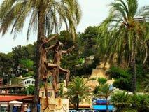 L'Espagne, Loret de Mar Image libre de droits