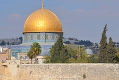 L'Esplanade des mosquées, dôme Images stock