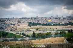 L'Esplanade des mosquées du cimetière Photo stock