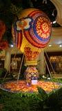 L'esposizione dei fiori al Wynn a Las Vegas Immagine Stock Libera da Diritti