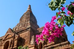 L'esprit de Myanmar image libre de droits