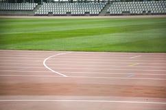 L'esprit olympique Photos libres de droits