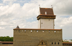 L'Estonia. Narva Immagine Stock