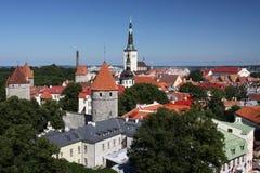 L'Estonia storica fotografia stock
