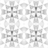 L'estratto modella il reticolo senza giunte Ripeti il fondo geometrico Fondo geometrico di lerciume strutturato per la carta da p Immagine Stock