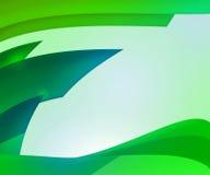 L'estratto verde modella la priorità bassa illustrazione di stock